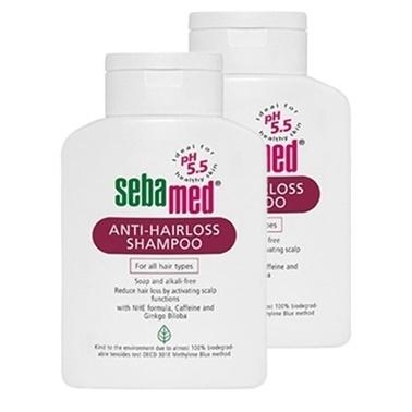 Sebamed Şampuan Renksiz